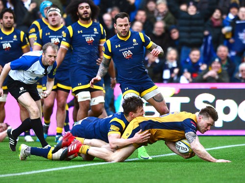 REPORT: Worcester Warriors 41-24 Bristol Rugby