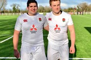 Capon and Rowland In England U18 Squad For Welsh Clash
