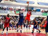 Highlights: Bristol Flyers 82-69 Sheffield Sharks