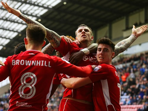 Report: Wigan Athletic 0-1 Bristol City