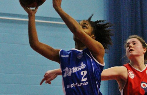 Report: Barking Abbey UEL 43-62 Bristol Flyers' Women