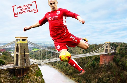 Bristol City 2017/18 Season Cards On Sale Now