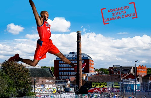 Bristol Flyers Announce 2017/18 Season Card Prices