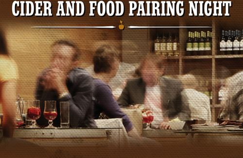 Cider And Food Pairing Night To Raise Charity Funds