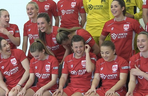 Video: Go Behind The Scenes Of City Women Photoshoot
