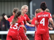 Report: Bristol City Women 5-0 Millwall Lionesses