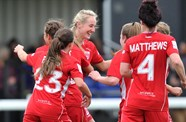 GOALS: Bristol City Women 5-0 Millwall Lionesses