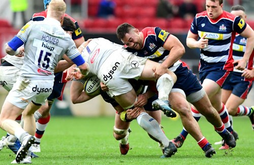 VIDEO: Lam Urges Bristol To Come Out Fighting
