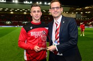 Joe Bryan Named Trust's PFA Community Champion