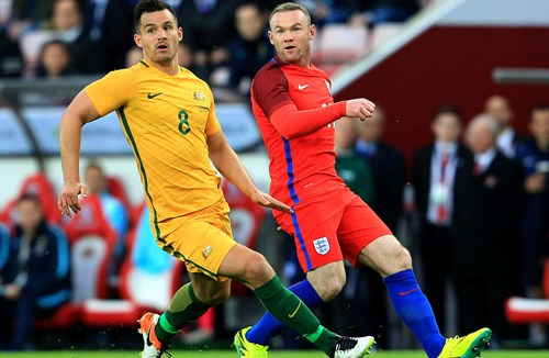 Australia's Wright Has To Settle For Iraq Draw