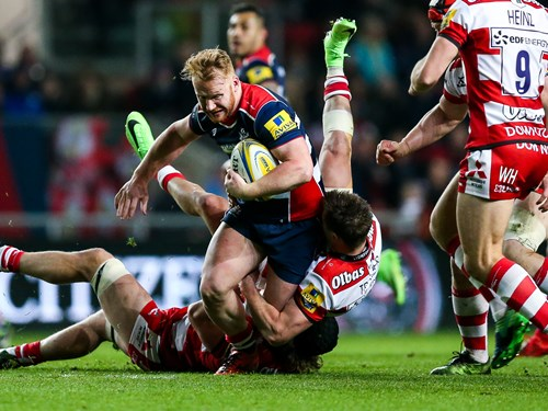 REPORT: Bristol Rugby 14-32 Gloucester Rugby