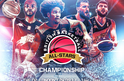 Exclusive Flyers Sales Period For British Basketball All-Stars Championship