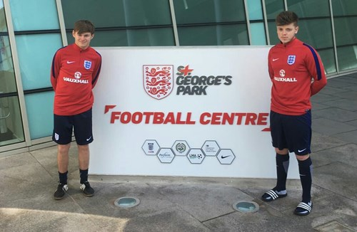 Futsal Players Invited To St. George's Park