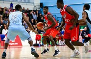 Highlights: Bristol Flyers 74-85 Surrey Scorchers