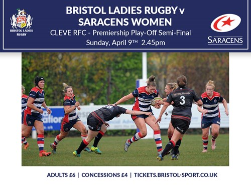 Preview: Bristol Ladies Take On Saracens In Play-Off Semi-Final