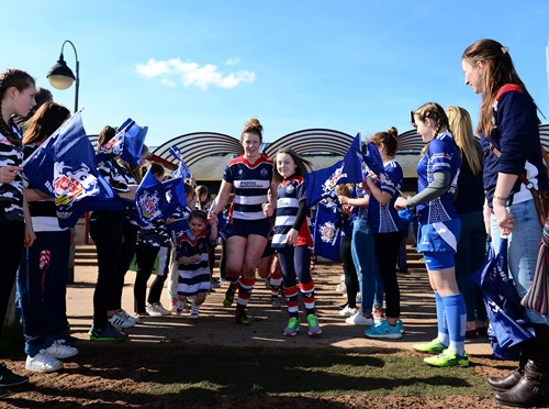 Bristol Ladies host Super Saturday at Cleve RFC