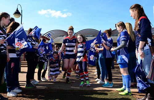 Bristol Ladies Host Super Sunday At Cleve RFC