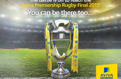 Win A VIP Box At The Aviva Premiership Rugby Final 2017