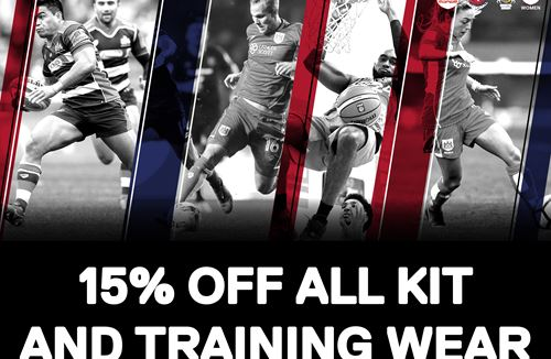 Take Advantage Of Kit And Training Wear Offers