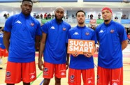 Flyers To Get Sugar Smart At Cheshire BBL Clash