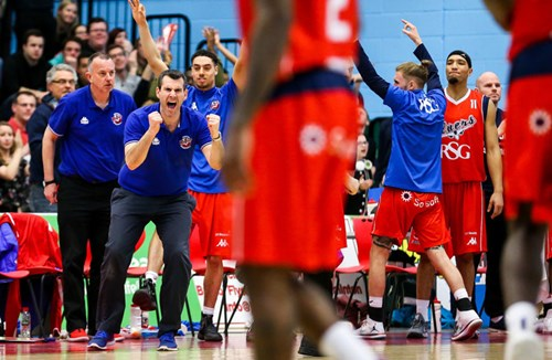 Bristol Flyers 'Top 5' Plays Of The Month - March 2017