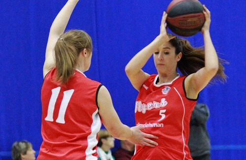 Preview: Solent Kestrels v Bristol Flyers Women