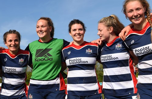 Bristol Ladies Reach Women's Premiership Final