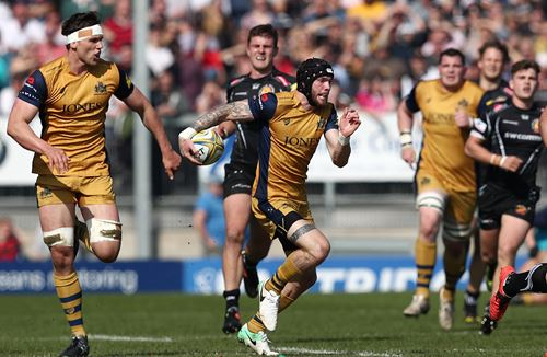 VIDEO: Edwards Pleased To Extend Bristol Rugby Stay