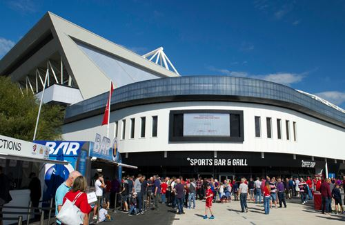 Supporter Services closed from 1pm on Wednesday