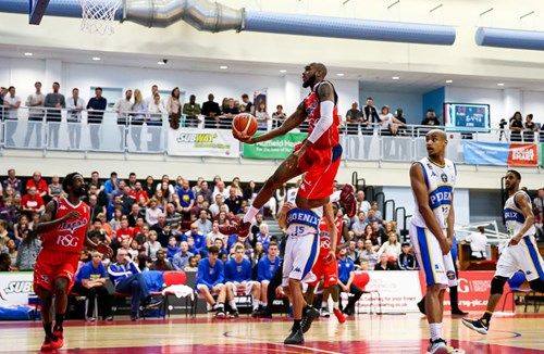 Highlights: Bristol Flyers 91-78 Cheshire Phoenix