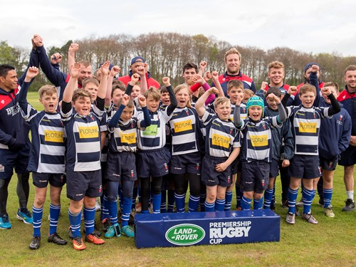 GALLERY: Bristol Grammar School Hosts Land Rover Cup