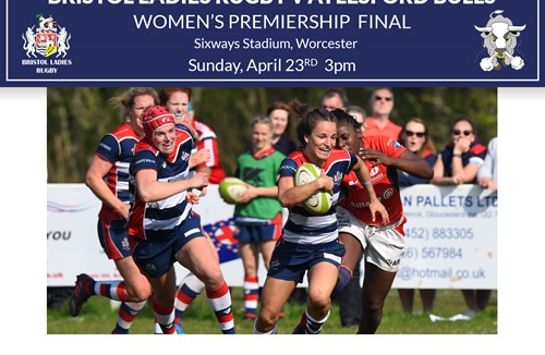 Show Support For Bristol Ladies For Free