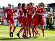 City Women Face Reading At Ashton Gate