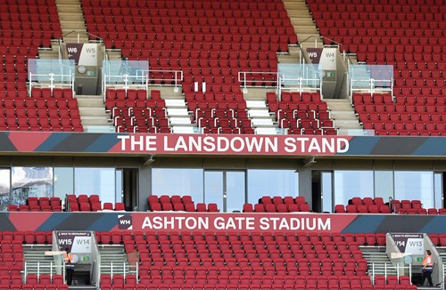 Lansdown Stand Upper Tier Open Final Day