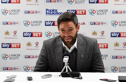 Press Conference: Johnson Pre-Birmingham City