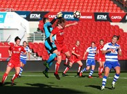 Report: Bristol City Women 1-3 Reading Women