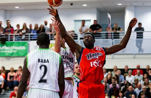 Gallery: Bristol Flyers 89-81 Manchester Giants