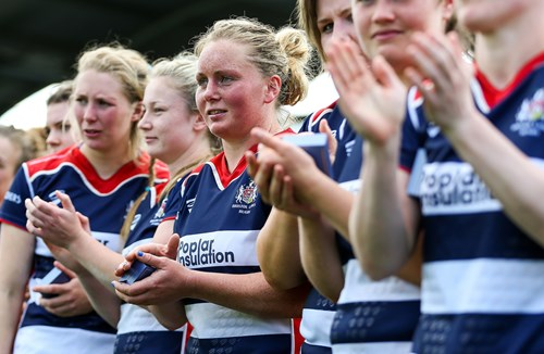 Report: Bristol Ladies 8-17 Aylesford Bulls