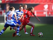 HIGHLIGHTS: Bristol City Women 1 - Reading Women 3