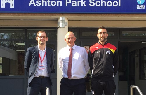 Trust launches partnership with Ashton Park