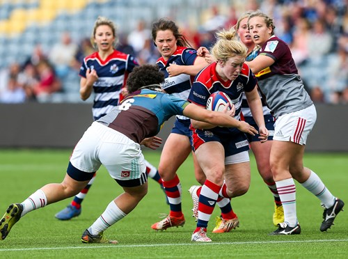 Parsons Proud Of Bristol Ladies Despite Finishing Runners-Up