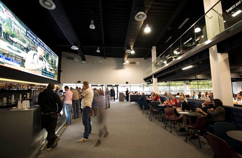Brighton Game In The Sports Bar & Grill