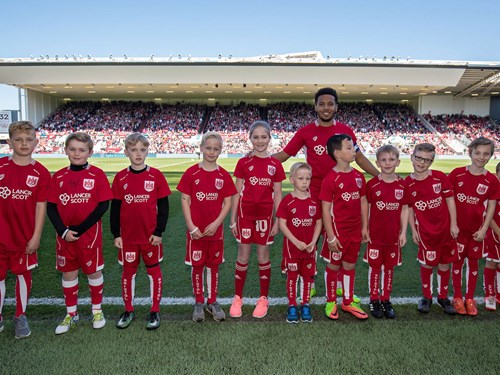 Mascot Packages For 2017/18