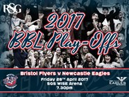 Play-Off Preview » Bristol Flyers v Newcastle Eagles