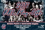 Play-Off Preview» Bristol Flyers v Newcastle Eagles