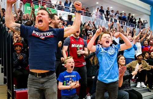 Bristol Flyers 2017/18 Gameday Ticket Prices Confirmed
