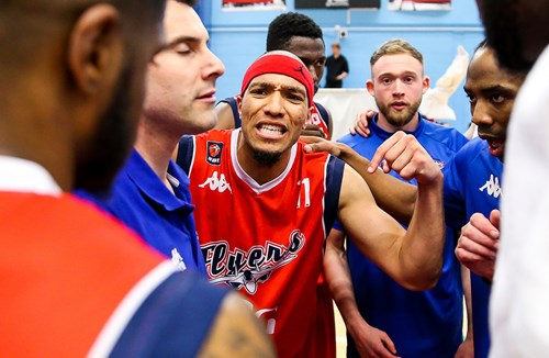 Highlights: Bristol Flyers 94-97 Newcastle Eagles | BBL Play-Off Quarter-Final First Leg