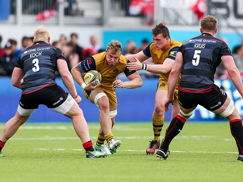 REPORT: Saracens 27-9 Bristol Rugby