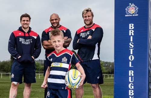Bristol Rugby Stars Quizzed By Next Generation Of Fans
