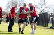 Walking Rugby Sets The Pace In Bristol